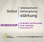 workshop frauen selbstverteidigung nmz