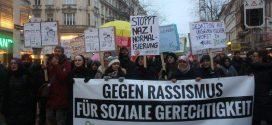 NMZ-Rede bei Großdemonstration gegen schwarz-blau